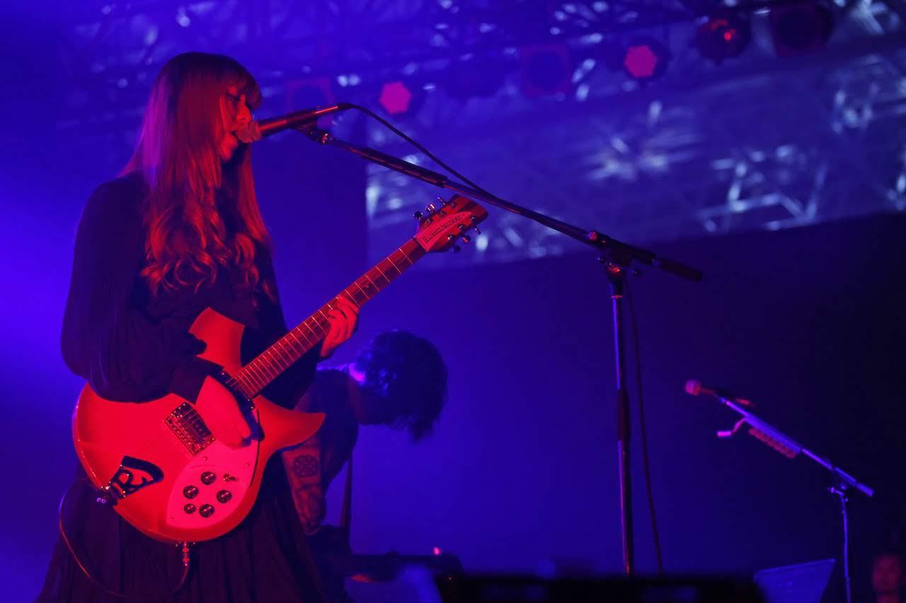 【迷迷現場】COUNTDOWN JAPAN 18/19 GLIM SPANKY 大展堅信的搖滾之道