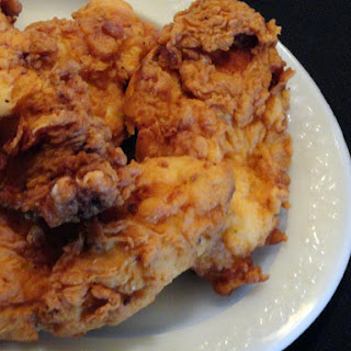 how to cook fried chicken without flour
