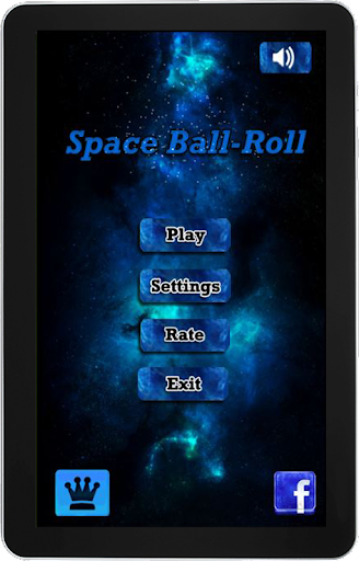 Space Ball-Roll