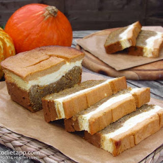Pumpkin & Orange Cheese Bread