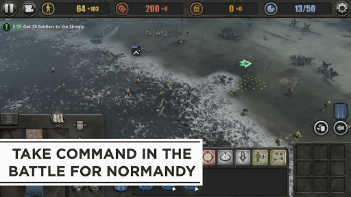Company of Heroes Varies with device screenshots 2