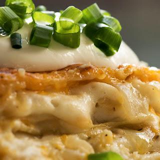 Potato And Cheese Pierogi Lasagna Recipes