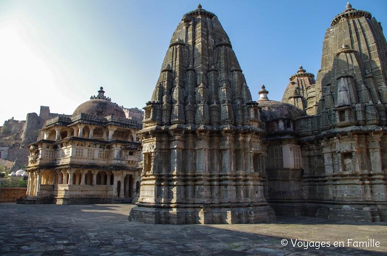 Kumbhalgarh, Vedi temple