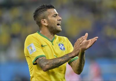 Dani Alves sera à la Copa America