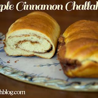 Maple Cinnamon Challah