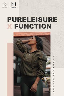 Pureleisure X Function - Pinterest Pin item