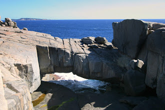 Photo: Natural Bridge, Torndirrup NP