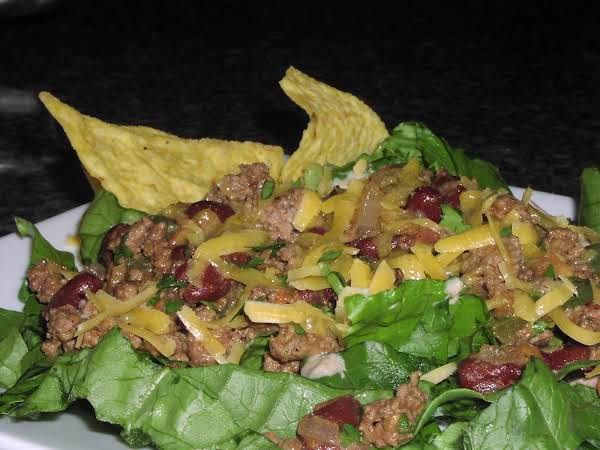 Tex-mex Taco Salad Recipe