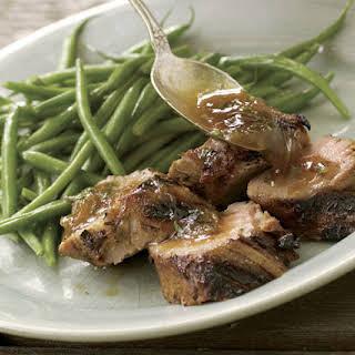 Perfect Grilled Pork Tenderloin.