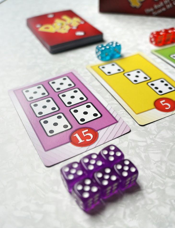 15 point card