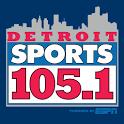 Detroit Sports 105.1 icon