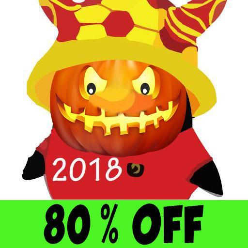 penguin diner Pro :Halloween Special