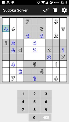 Sudoku Solver painmod.com screenshots 1