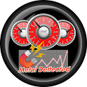 Metal Detector Scanner New icon