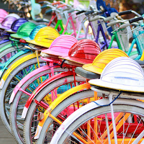 full colour by 'Andi Iqbal - Transportation Bicycles