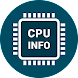 CPU Information - My Device Hardware Info