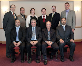 Photo: The 2012-2013 Executive & Board of Governors