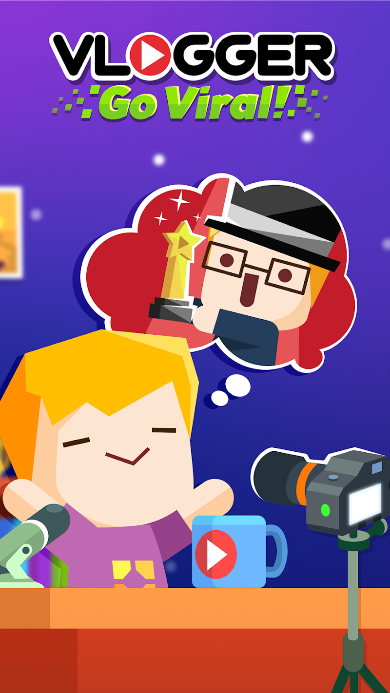 Vlogger Go Viral - Tuber Game Screenshot 5
