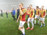 Nikola Storm zag zijn ploegmaats niet eens staan in Charleroi