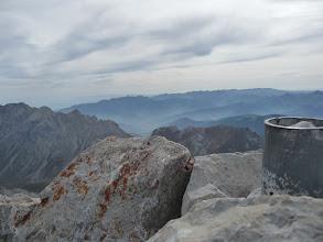 Photo: El buzón de la cima