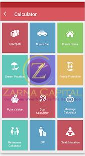 Zarna Capital - náhled