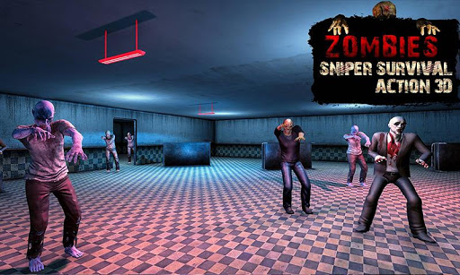 Zombies Sniper: Survival Action 3D 1.0.2 {cheat|hack|gameplay|apk mod|resources generator} 3