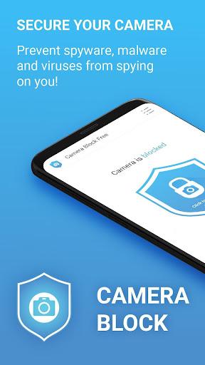 Camera Block Free - Anti spyware & Anti malware  screenshots 1