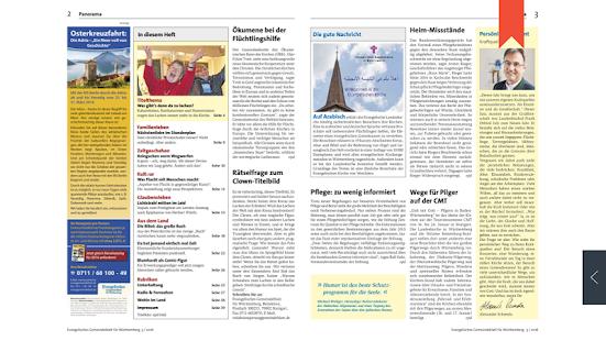 Evangelisches Gemeindeblatt - náhled