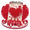 Heart Bunch Love Theme icon