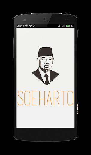 Foto Presiden Soeharto