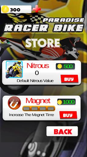 Racer Bike Paradise 1.0 screenshots 2