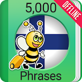 Speak Finnish - 5000 Phrases & Sentences