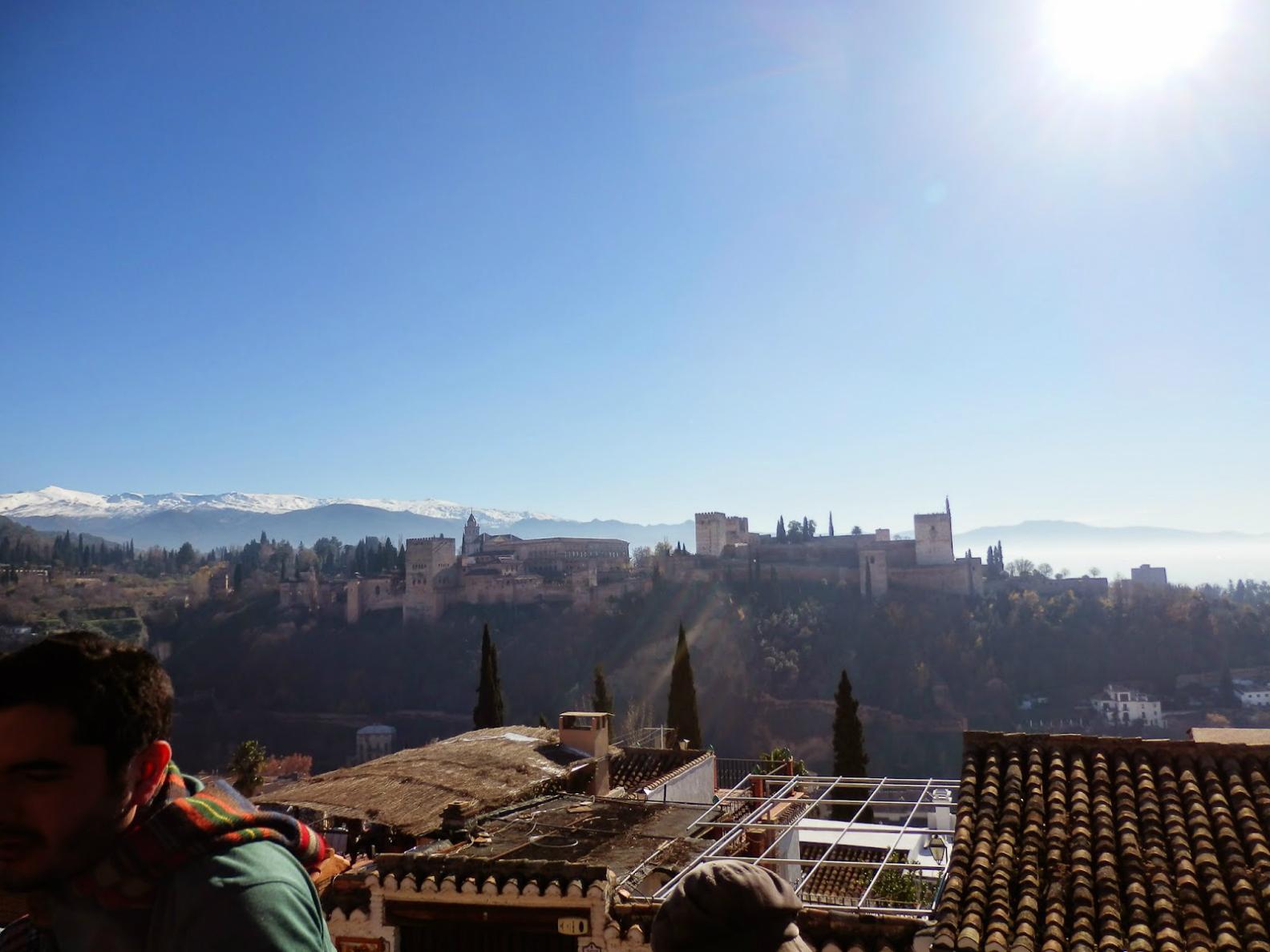 Visitar y ver Granada en dos días