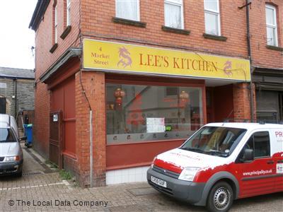 Lee\'s Kitchen on Market Street - Fast Food Takeaway in Town Centre ...