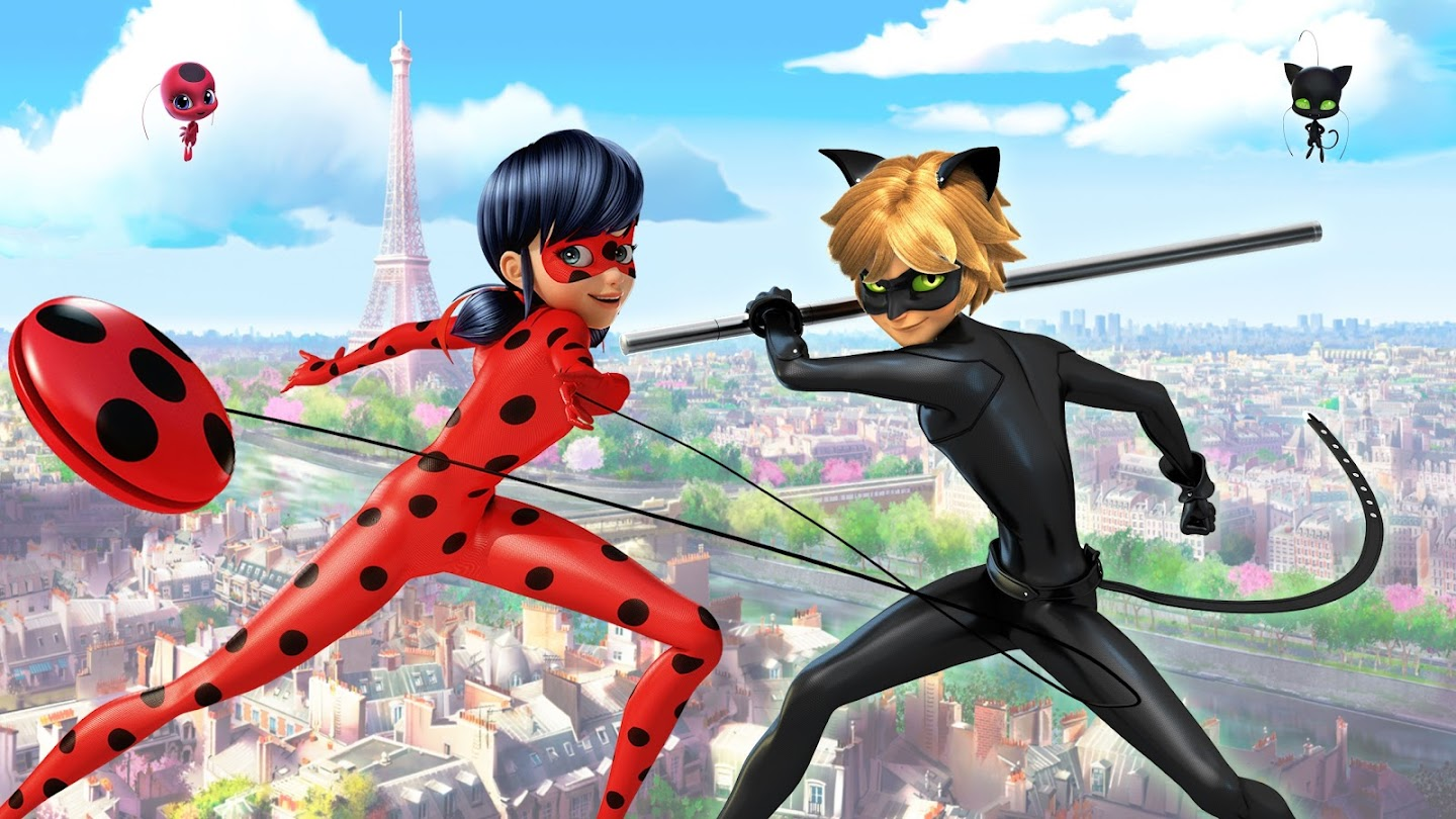 Watch Miraculous: Tales of Ladybug and Cat Noir live