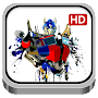 Transformation Robot Wallpaper HD APK icon