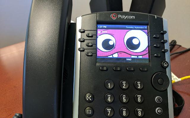 Polycom Phone Control