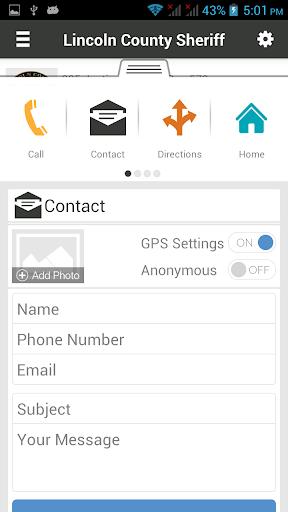 玩免費生產應用APP|下載Lincoln County Sheriff app不用錢|硬是要APP