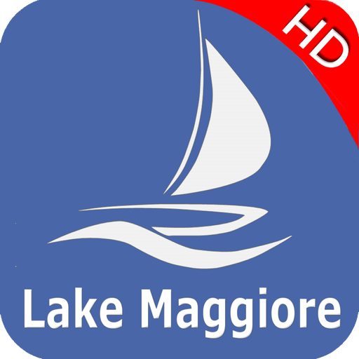 Lake Maggiore GPS Offline Nautical Charts