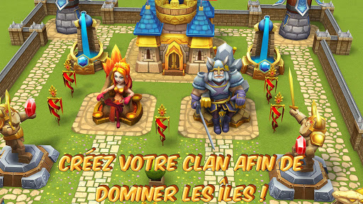 Dragon Lords: 3D  stratégie  captures d'écran 5