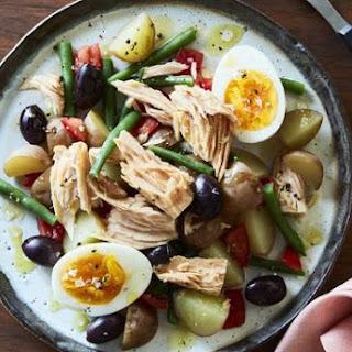 The Simplest Salade NiçOise Recipe