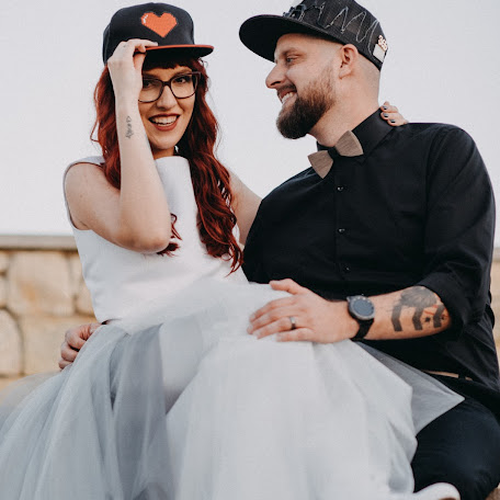 Wedding photographer Káťa Barvířová (opuntiaphoto). Photo of 12.11.2018