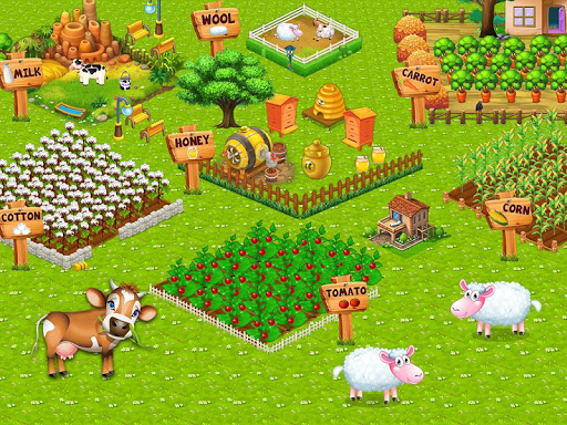 Little Farmer - Farming Simulator - Kids Games screenshots 9