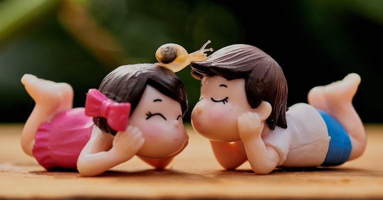 Snail in love di iSimo