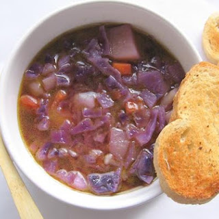 Griet's Vegetable Soup.