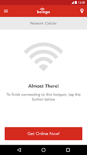 Boingo Wi-Finder - náhled