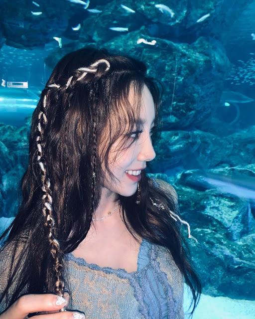 taeyeon hair 96