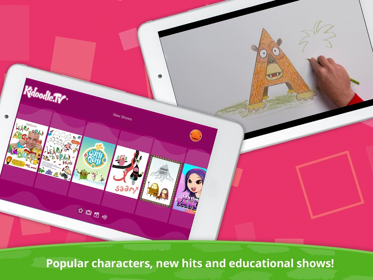 Kidoodle.TV Cartoons for Kids- screenshot