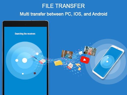 Share - File Transfer & Connect - screenshot