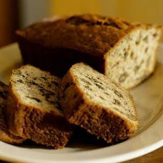 Banana-Nut Bread.